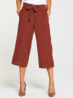 v-by-very-baby-cord-belted-culotte-paprika
