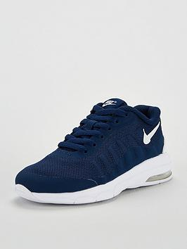 8e14b64beaaf Nike Air Max Invigor Childrens Trainers - Navy