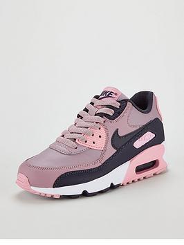 nike-air-max-90-ltr-junior-pinkgrey