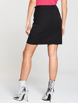 Very V by Skirt The  Mini Black Low Shipping Fee For Sale Buy Cheap Shopping Online Sale Pick A Best For Sale jrrrNm