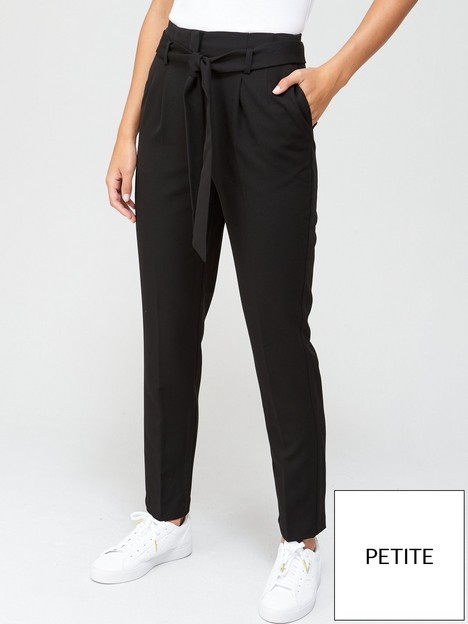 v-by-very-petite-petite-the-tapered-leg-trouser-black