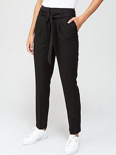 v-by-very-the-tapered-leg-trouser-black