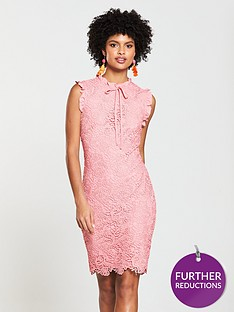 v-by-very-lace-pencil-dress-blushgreen