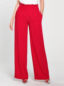 v-by-very-soft-wide-leg-trouser-red