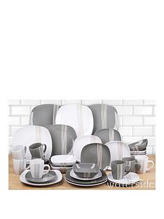 waterside-32-piece-mimi-grey-amp-white-square-dinner-set