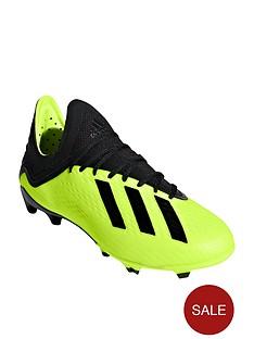 adidas-junior-x-181-firm-ground-football-boots-yellowblack