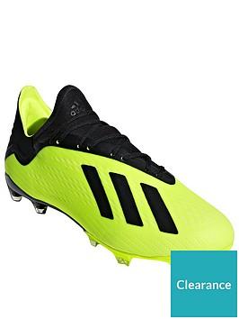 X 2 S Soccer Adidas Ground Men's 18 Firm DWEYH29I
