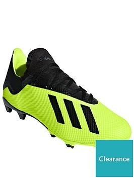 3372bb172 adidas X 18.3 Firm Ground Football Boots