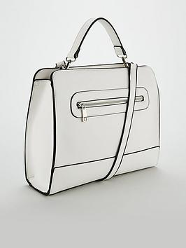 Tote White Bag Jasmine  Very by V Best Prices Cheap Price Buy Cheap Low Price c7G61F4o7