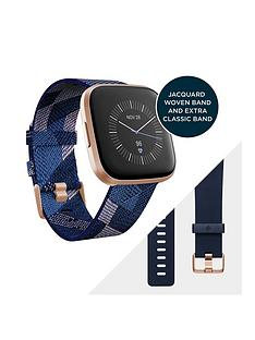 fitbit-versa-2-special-edition-navy-amp-pink-copper-rose