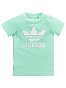 adidas-originals-baby-girls-zoo-tee-set-green
