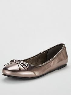 v-by-very-maple-round-toe-ballerina-pewter