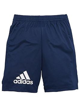 adidas-boys-knit-short