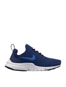 nike-presto-fly-junior-trainers-navy