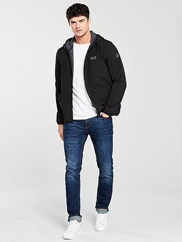 Jack Wolfskin Jacket Shell Soft Big Discount Cheap Online Clearance Pick A Best Sale Pre Order seJpgF7