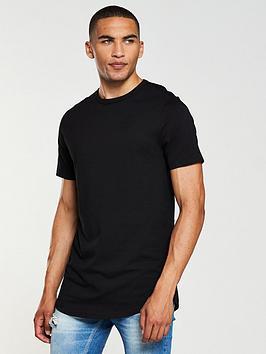 river-island-black-curved-hem-longline-t-shirt