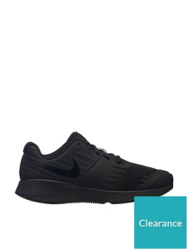 nike-star-runner-junior-trainers-black