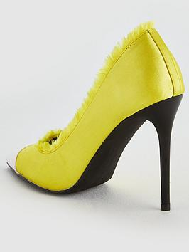 Yellow Cap Very  Toe Contrast High Point by V Canada Court Newest Cheap Online Cheap Outlet Locations Discount Cost Buy Cheap 2018 Unisex NhKBFqyQR