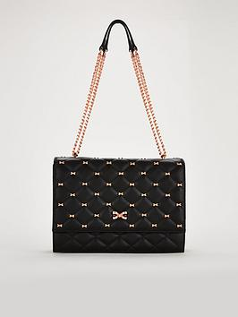 Quilted Ted Shoulder Ted Baker Bow Briiana Baker Bag High Quality Sale Online Buy Cheap 2018 For Sale Sale Get Authentic HpU6bOYuI1