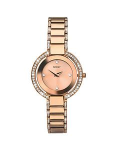 seksy-seksy-blush-dial-gold-and-stone-set-stainless-steel-bracelet-ladies-watch