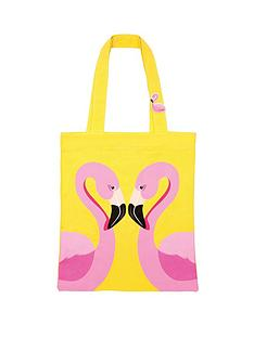 sunnylife-tote-bag-flamingo