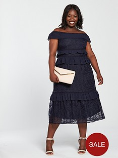 lost-ink-plus-premium-lace-tiered-dress-navy