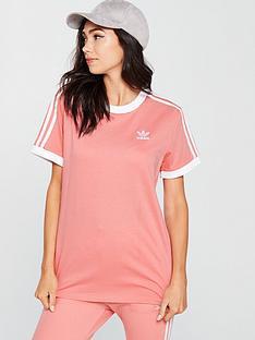 adidas-originals-3-stripe-tee-pinknbsp