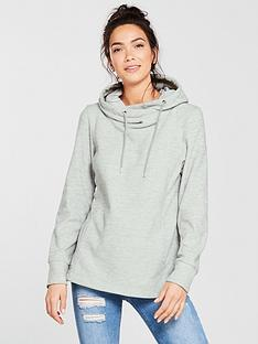 regatta-kizmitnbspii-over-the-head-fleece-hoodienbsp--steelnbsp