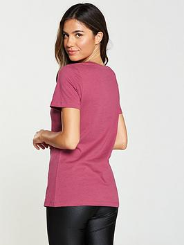 Pictures For Sale Reebok nbsp Logo  Linear Pink Tee Get Authentic Online Cheap Sale Excellent Buy Cheap Best Sale XTY4r