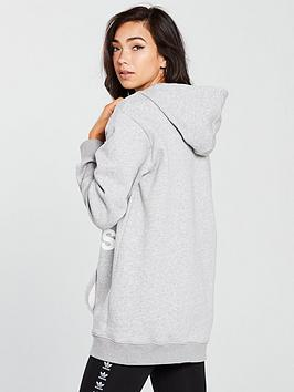 Trefoil nbsp Boyfriend adidas Heather Grey Medium  Originals nbsp Hoodie Discount Footlocker Finishline Clearance Store Online Cheap Sale Outlet Cheapest For Sale nOna1mC
