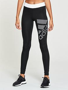 adidas-alphaskin-sport-logo-tight-blacknbsp