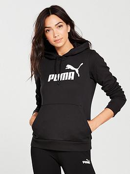 puma-essential-hoodienbsp--blacknbsp