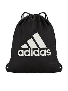 adidas-logo-gymsack
