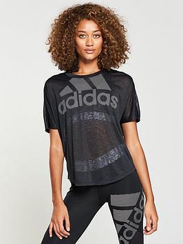 Sale Prices Magic adidas Logo  Tee Black nbsp Clearance How Much Amazon Cheap Online UrpcWyuc