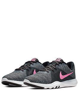 Flex Trainer 8 Black Pink