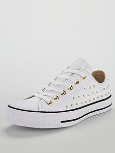 converse-chuck-taylor-all-star-leather-stud-ox-whitenbsp