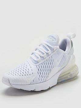 Quality From China Cheap Max nbsp  270 Nike White Air Fast Delivery Outlet Deals Free Shipping Official Site Discount Ebay pDa03q