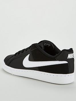 e26cef6c9 Nike Court Royale - Black/White | littlewoodsireland.ie