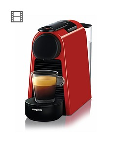 nespresso-essenza-mini-coffee-machine-by-magimix-ruby-red