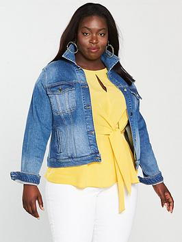 V Stone nbsp Jacket Very Denim Curve Wash by Discount Manchester Great Sale Perfect Free Shipping Many Kinds Of 9JO8Z
