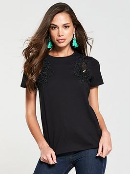 v-by-very-lace-trim-t-shirt-black