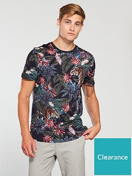 ted-baker-ss-all-over-tiger-t-shirt
