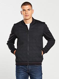 ted-baker-ls-check-jersey-bomber-jacket