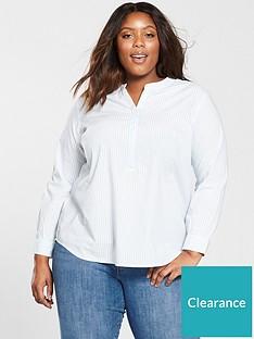 levis-plus-sandy-popover-stripe-shirt-cashmere-blue