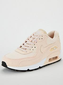 nike-air-max-90-trainers-pink