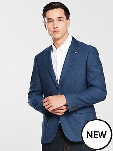 tommy-hilfiger-tommy-hilfiger-standlalone-textured-blazer