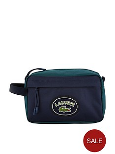lacoste-sportswear-canvas-logo-washbag