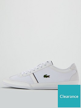 3a7b4bd739d6 Lacoste Misano Sport 318 1 Trainers