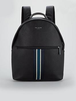 ted-baker-webbing-rucksack
