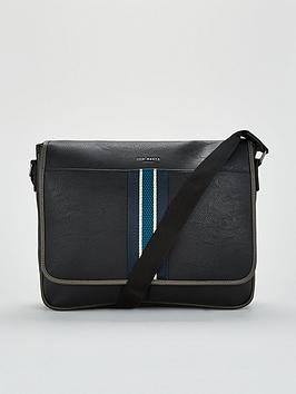 ted-baker-webbing-messenger-bag